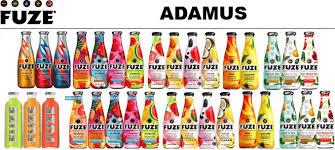 fuze soft drinks s united states