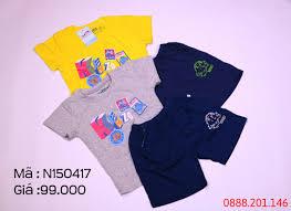 Set quần áo hè thời trang cho bé trai 1-13 tuổi
