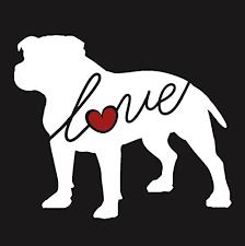 Mini Goldendoodle Labradoodle Love Car Window Vinyl Decal Sticker Script Font Stickers