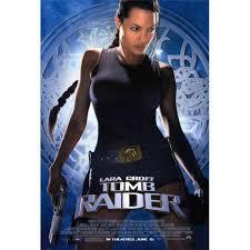 Pop Culture Graphics Movaf1367 Lara Croft Tomb Raider Movie Poster Print 44 27 X 40 Walmart Com Walmart Com