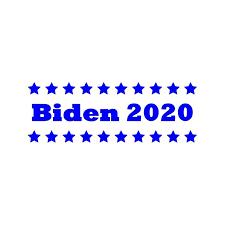 Biden 2020 Joe Biden For President Vinyl Decal For Car Truck Etsy