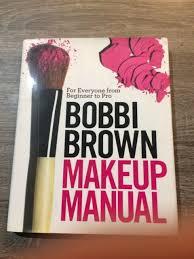 bobbi brown makeup manual book for
