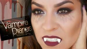 the vire diaries halloween makeup