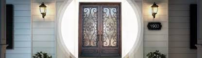 China Courtyard Doors Wrought Iron Fence Cast Mailbox Wrought Iron Gate Manufacturer And Supplier