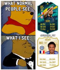 Added by @flaepan_fut Instagram post Fifa 15 Loic Remy... He was a ...