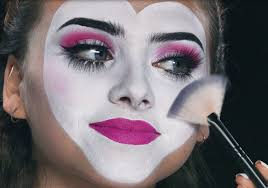 how to halloween mime makeup super