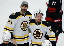 Zdeno Chara sat out Game 4 for Bruins - The Boston Globe