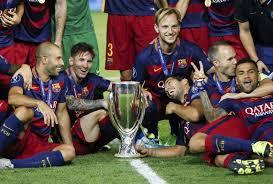 Barcellona batte Siviglia 5-4, è sua la Supercoppa Europea 2015 ...