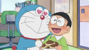 doraemon main characters which character are you