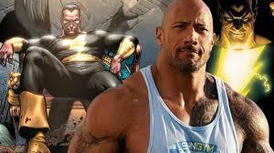 Dwayne The Rock Johnson Talks SHAZAM And Playing Black Adam - AMC ...