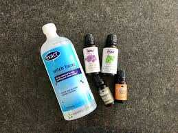 natural air freshener spray