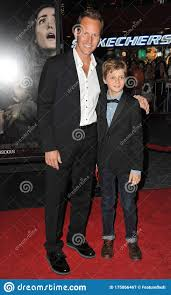 Patrick Wilson & Ty Simpkins Editorial Photography - Image of hollywood,  fashion: 175866467