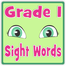 Layer Cake Lessons: Grade 1 Sight Words