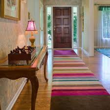 how to choose a striped carpet that