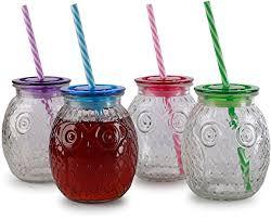 circleware 69073 owl mason jars