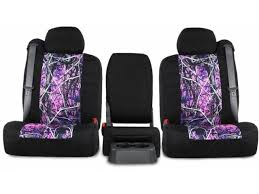 muddy girl sport camo seat covers