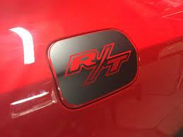Product Dodge Charger R T Gas Door Vinyl Overlay 2011 Hemi Mopar Decal Sticker 2015