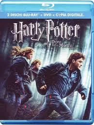 Amazon.com: Harry Potter E I Doni Della Morte - Parte 01 (2 Blu ...