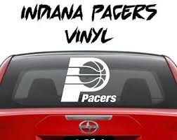 Indiana Pacers Sticker Etsy