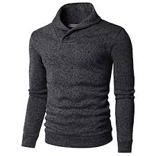 men s sweater with elbow patches