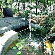 floating pond fountain kit winningbig co