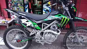 Klx 150 Decals Monster Adggraphx Youtube