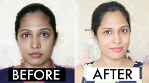 remove sun tan from your face quickly