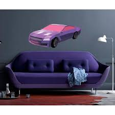 Shop Car Boys Room Wall Decal Boys Room Sticker Overstock 32299313