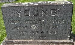Sara Adeline Young (1856-1946) - Find A Grave Memorial