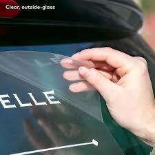 Car Window Decals 5280 Print Design