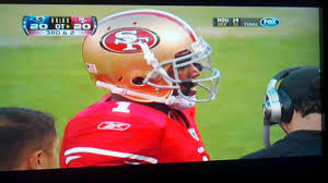 Heisman Winner Troy Smith Leads 49ers To Thrilling Overtime Victory With  356 Yards Passing - YouTube