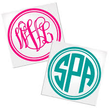 Princess Crown Monogram Decal For Cup Car Or Laptop Decals By Adavis
