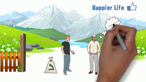 A Story About Nails In The Fence Moral Stories For Kids Happier Life Youtube