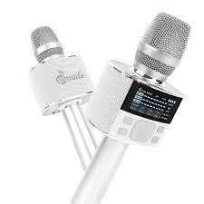 Miracle M100 | Micro Karaoke kèm loa Bluetooth chính hãng Hàn Quốc NZTech