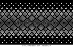 Vector Illustrator Seamless Abstract Geometric Pattern Stock Vector Royalty Free 600647150