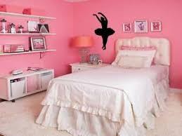 Ballerina Ballet Dance Wall Art Decal Vinyl Girls Room Ebay