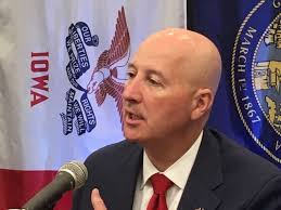Nebraska Governor Pete Ricketts Defends Business Reopening Plan | 104.1 The  Wolf