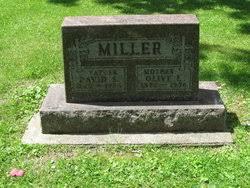 Olive Eliza Wells Miller (1874-1956) - Find A Grave Memorial