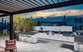 outdoor kitchens deck storage bo