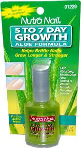 7 day growth aloe formula 45 fl oz