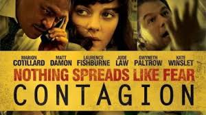 The movie Contagion