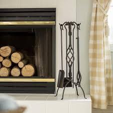 fireplace tools 1 fireplace tool set