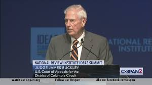Judge James Buckley at National Review ...