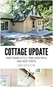 cottage craftsman style trim and