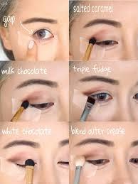soft makeup look for blue eyes makeup
