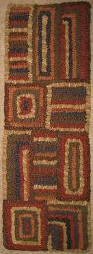 85 best rug hooking geometric patterns