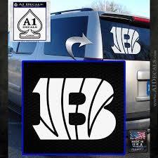 Cincinnati Bengals Nfl Decal Sticker A1 Decals