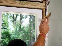 how to install sliding glass doors