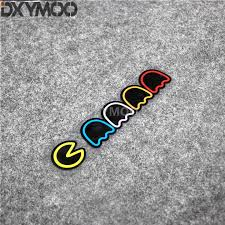 Automobile Bike Auto Truck Body Window Sticker Decal Pacman Game Over Fashion Motorcycle Car Styling Car Stickers Aliexpress
