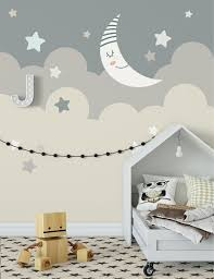 Children S Dreamtime Murals Available Now These Scandinavian Style Murals Will Have You Aww Ing Different Kids Bedroom Paint Kids Room Paint Kid Room Decor